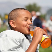 Sports Drinks Damage Tooth Enamel