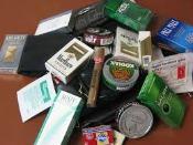 Smokeless tobacco risky Bellevue WA