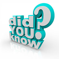 Did you Know at Advanced Orthodontics in Bellevue WA