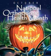 National Orthodontic Health Month Dr. Gordon C. Honig, DMD Newark Middletown DE