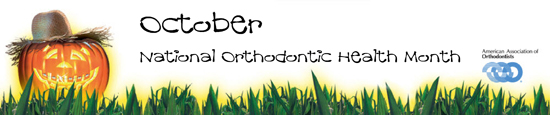 National Orthodontic Health Month