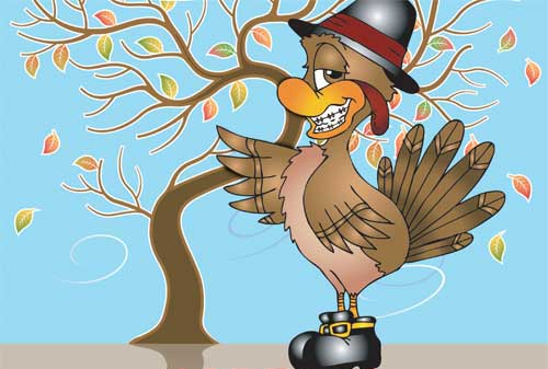 Happy Thanksgiving Dr. Gordon C. Honig, DMD Newark Middletown DE